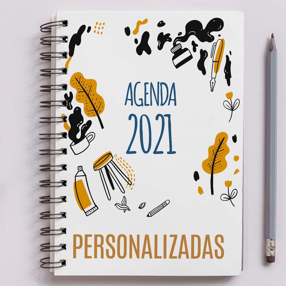 Agenda personalizada para empresas
