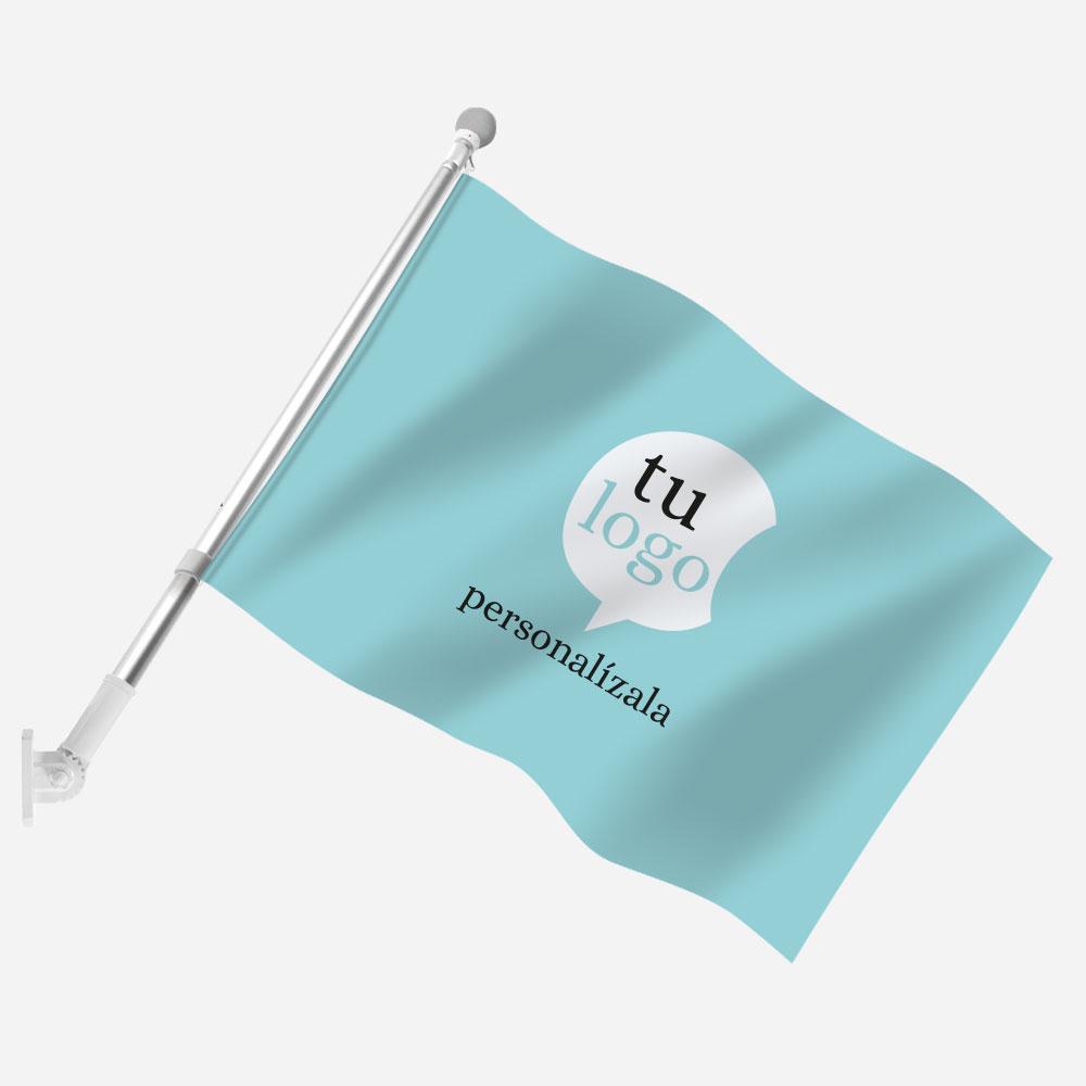 Bandera de Pared